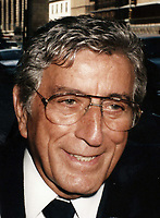 CelebrityArchaeology.com<br /> 1998 FILE PHOTO<br /> Tony Bennett 1998<br /> Photo to By John Barrett-PHOTOlink.net / MediaPunch<br /> -----<br /> &mdash;&mdash;