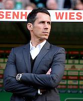 FUSSBALL   1. BUNDESLIGA   SAISON 2012/2013    30. SPIELTAG SV Werder Bremen - VfL Wolfsburg                          20.04.2013 Thomas Eichin (Werder Bremen)