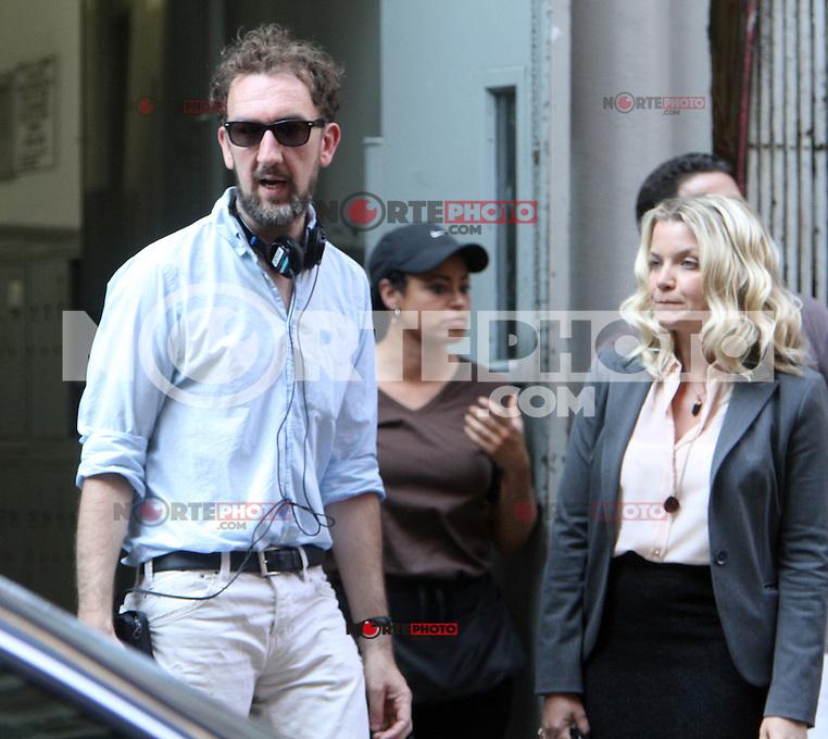 July 12, 2012 Director John Carney shooting on location for new VH-1 movie Can a Song Save Your Life? in New York City. &copy; RW/MediaPunch Inc. /*NORTEPHOTO*<br /> **SOLO*VENTA*EN*MEXICO**<br /> **CREDITO*OBLIGATORIO** <br /> **No*Venta*A*Terceros**<br /> **No*Sale*So*third**<br /> *** No*Se*Permite Hacer Archivo**<br /> **No*Sale*So*third**