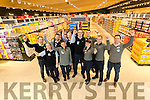 Pictured are staff from Lidl, Tralee who are opening their new store in Edward Street, Tralee, today Thursday February 23rd l-r: Michael Collins, Lisa Waldron, Martin Leane, Magda Kaminska, Samantha Kelly, Michael Slemon (store manager), Marzena Kwacz, Rafal Lipecki, Eoin Colgan and Conor Nagle (regional director).