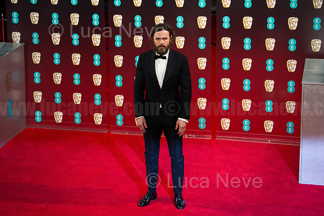 Casey Affleck.<br />