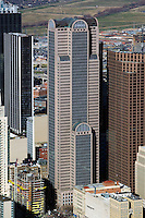 aerial photograph of Comerica Bank Tower, Dallas, Texas