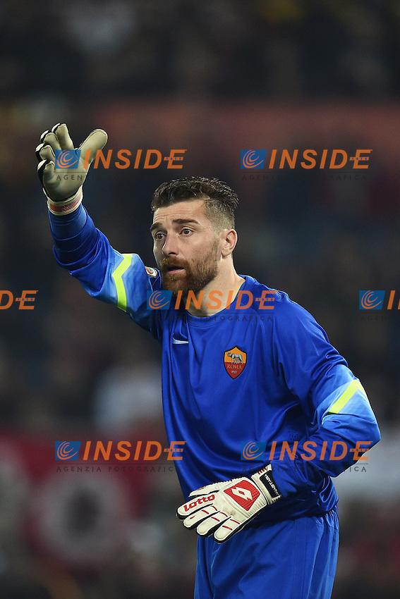 Morgan De Sanctis Roma <br /> Roma 02-03-2015 Stadio Olimpico Football Calcio Serie A AS Roma - Juventus. Foto Andrea Staccioli / Insidefoto