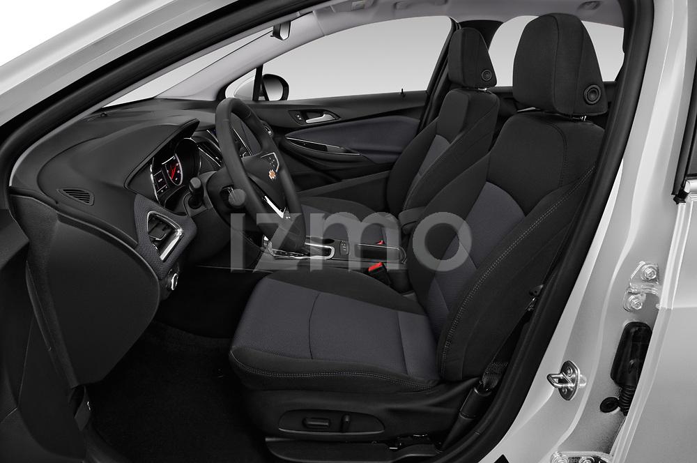 Front seat view of 2019 Chevrolet Cruze LT 5 Door Hatchback Front Seat  car photos