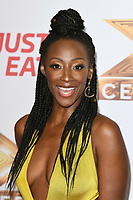 Victoria Ekanoye<br /> at the photocall of X Factor Celebrity, London<br /> <br /> ©Ash Knotek  D3524 09/10/2019