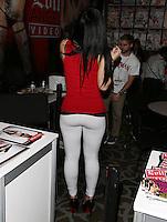 Jayden Jaymes at AVN Expo, <br /> Hard Rock Hotel, <br /> Las Vegas, NV, Wednesday January 15, 2014.