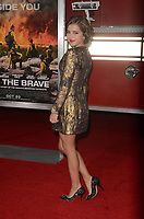 "LOS ANGELES - OCT 8:  Isabela Moner at the ""Only The Brave"" World Premiere at the Village Theater on October 8, 2017 in Westwood, CA"