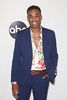 BEVERLY HILLS, CA - August 7: Titus Makin Jr., at Disney ABC Television Hosts TCA Summer Press Tour at The Beverly Hilton Hotel in Beverly Hills, California on August 7, 2018. <br /> CAP/MPI/FS<br /> &copy;FS/MPI/Capital Pictures