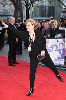 Meryl Streep<br /> arrives for the &quot;Florence Foster Jenkins&quot; European premiere at the Odeon Leicester Square, London<br /> <br /> <br /> &copy;Ash Knotek  D3106 12/04/2016