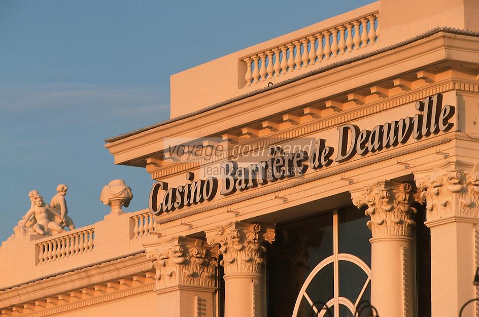 Europe/France/Normandie/14/Calvados/Deauville: le Casino