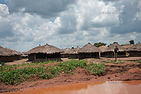 Labora IDP camp, Koro Subcounty, Gulu District, Uganda..