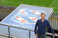 VOETBAL: HEERENVEEN: Abe Lenstra Stadion 18-08-2015, SC Heerenveen, spelersbegeleider Eric Boersma, ©foto Martin de Jong