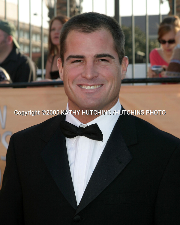 ©2005 KATHY HUTCHINS /HUTCHINS PHOTO.11TH SCREEN ACTOR'S GUILD AWARDS.SHRINE AUDITORIUM.LOS ANGELES, CA.FEBRUARY 5, 2005..GEORGE EADS