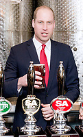 Prince William Opens Brains Brewery