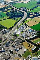 Le Rheu et Vézin-le-Coquet - N24 - Route de Lorient