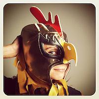 Luchador Masks ($30 + s/h)