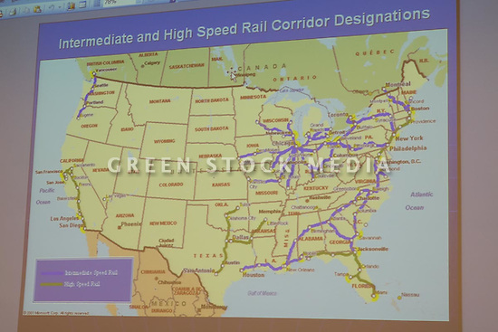 Some slides shown by Rod Diridon of the Mineta Transportation Institute. This forum entitled Strategies for a Sustainable Santa Clara County: Developing Goals and Planning Tools was held at the Silicon Valley Community Foundation (SVCF) in Mountain View, CA from 9 AM to Noon on 1/25/2008. The event was sponsored by Leagues of Women Voters of Santa Clara County and Office of County Supervisor Liz Kniss.