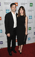 www.acepixs.com<br /> <br /> January 19 2017, LA<br /> <br /> Ron Livingston and Rosemarie Dewitt arriving at the 2017 Annual Artios Awards at The Beverly Hilton Hotel on January 19, 2017 in Beverly Hills, California<br /> <br /> By Line: Peter West/ACE Pictures<br /> <br /> <br /> ACE Pictures Inc<br /> Tel: 6467670430<br /> Email: info@acepixs.com<br /> www.acepixs.com