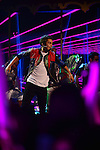 MIAMI, FL - JULY 17: Austin Mahone perform onstage during the Premios Juventud 2014 Awards at BankUnited Center on July 17, 2014 in Miami, Florida. (Photo by Johnny Louis/jlnphotography.com)