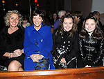 Róisin Hughes, Rosena Donagh, Sarah Rose Donagh and Maria Hughes pictured at the launch of Ruth Kelly Brady's album 'Devine' at St Mary's church Ardee. Photo: Colin Bell/pressphotos.ie