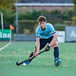 BLOEMENDAAL  -  Mart Leempoel, , competitiewedstrijd junioren  landelijk  Bloemendaal JA1-Nijmegen JA1 (2-2) . COPYRIGHT KOEN SUYK