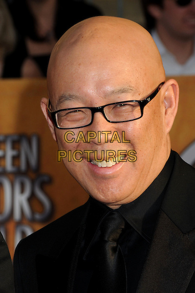MICHAEL PAUL CHAN .16th Annual Screen Actors Guild Awards - Arrivals held at The Shrine Auditorium, Los Angeles, California, USA, .23rd January 2010..SAG SAGs portrait headshot glasses black tie .CAP/ADM/BP.©Byron Purvis/Admedia/Capital Pictures