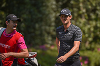 Thomas Pieters (BEL) departs the 3rd tee during round 1 of the World Golf Championships, Mexico, Club De Golf Chapultepec, Mexico City, Mexico. 3/1/2018.<br /> Picture: Golffile | Ken Murray<br /> <br /> <br /> All photo usage must carry mandatory copyright credit (&copy; Golffile | Ken Murray)