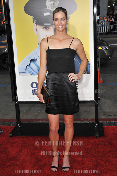"LPGA golf star & model Anna Rawson at the Los Angeles premiere of ""Observe and Report"" at the Grauman's Chinese Theatre, Hollywood..April 6, 2009  Los Angeles, CA.Picture: Paul Smith / Featureflash"