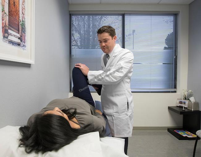 Spine Nevada's  Dr. Mcauliffe .