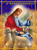 Alfredo, EASTER RELIGIOUS, OSTERN RELIGIÖS, PASCUA RELIGIOSA, Christo, paintings+++++,BRTOCH12559,#ER#