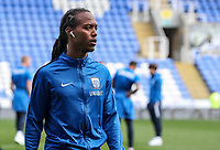 Preston North End's Daniel Johnson pictured before the match<br /> <br /> Photographer Andrew Kearns/CameraSport<br /> <br /> The EFL Sky Bet Championship - Reading v Preston North End - Saturday 30th March 2019 - Madejski Stadium - Reading<br /> <br /> World Copyright © 2019 CameraSport. All rights reserved. 43 Linden Ave. Countesthorpe. Leicester. England. LE8 5PG - Tel: +44 (0) 116 277 4147 - admin@camerasport.com - www.camerasport.com