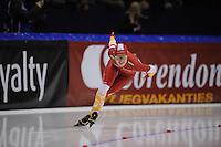 SCHAATSEN: HEERENVEEN: IJsstadion Thialf, 11-11-2012, KPN NK afstanden, Seizoen 2012-2013, 1000m Dames, Floor van den Brandt, ©foto Martin de Jong