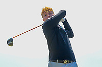 Alan Fahy (Dun Laoghaire) on the 12th tee during Round 2 of the East of Ireland Amateur Open Championship 2018 at Co. Louth Golf Club, Baltray, Co. Louth on Sunday 3rd June 2018.<br /> Picture:  Thos Caffrey / Golffile<br /> <br /> All photo usage must carry mandatory copyright credit (&copy; Golffile | Thos Caffrey)