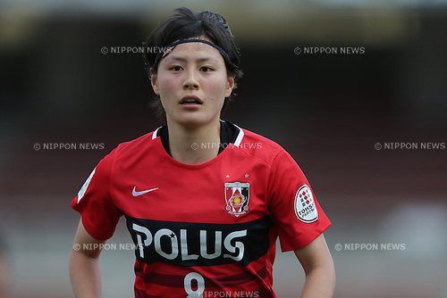 Hikaru Naomoto (Reds Ladies), April 30, 2016 - Football / Soccer : Hikaru Naomoto of Urawa Reds Ladies looks on during the Nadeshiko League match between Urawa Reds Ladies and INAC Kobe Leonessa at Urawa Komaba Stadium in Saitama, Japan (Photo by AFLO)