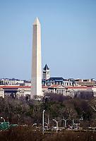 Washington Monument Washington DC Arlington Virginia