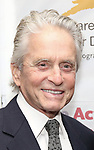 Michael Douglas attend the Career Transition for Dancers on November 1, 2017 at The Marriott Marquis in New York City.