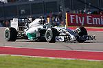 Formula 1 United States Grand Prix 2014, 31.10.-02.11.14<br /> Nico Rosberg(GER#6), Mercedes AMG Petronas F1 Team  <br /> Foto &copy; nordphoto /  Bratic