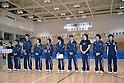 Kasumi Ishikawa (JPN),.JULY 1, 2012 - Table Tennis : 2012 Japan Table Tennis League in first half at Sumida City Gymnasium ,Tokyo, Japan. (Photo by Jun Tsukida/AFLO SPORT) [0003].