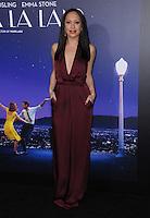 "06 December 2016 - Westwood, California. Cheryl Burke.   Premiere of Liongate's ""La La Land""  held at Mann Village Theater. Photo Credit: Birdie Thompson/AdMedia"