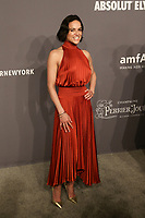 06 February 2019 - New York, NY - Michelle Rodriguez. 21st Annual amfAR Gala New York benefit for AIDS research during New York Fashion Week held at Cipriani Wall Street. Photo Credit: Debby Wong/AdMedia