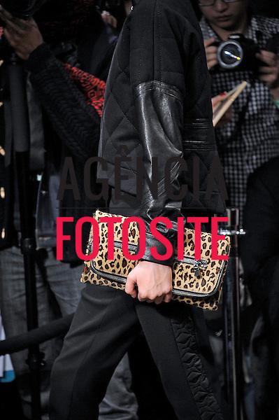 New York, EUA &ndash; 10/02/2013 - Desfile de DKNY durante o New York Fashion Week  -  Inverno 2013. <br /> Foto: Firstview/FOTOSITE