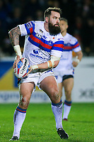 Picture by Alex Whitehead/SWpix.com - 27/04/2018 - Rugby League - Betfred Super League - Castleford Tigers v Wakefield Trinity - Mend-A-Hose Jungle, Castleford, England - Wakefield's Craig Huby.