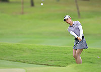 PATTAYA, THAILAND - FEBRUARY 22: Lydia Ko of New Zealand pitching onto the 18th green during the second round of the Honda LPGA Thailand 2019 at Siam Country Club Pattaya (Old Course), Pattaya, Thailand on February 22, 2019.<br /> .<br /> .<br /> .<br /> (Photo by: Naratip Golf Srisupab/SEALs Sports Images)<br /> .<br /> Any image use must include a mandatory credit line adjacent to the content which should read: Naratip Golf Srisupab/SEALs Sports Images