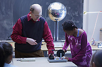 New York University Science Outreach III