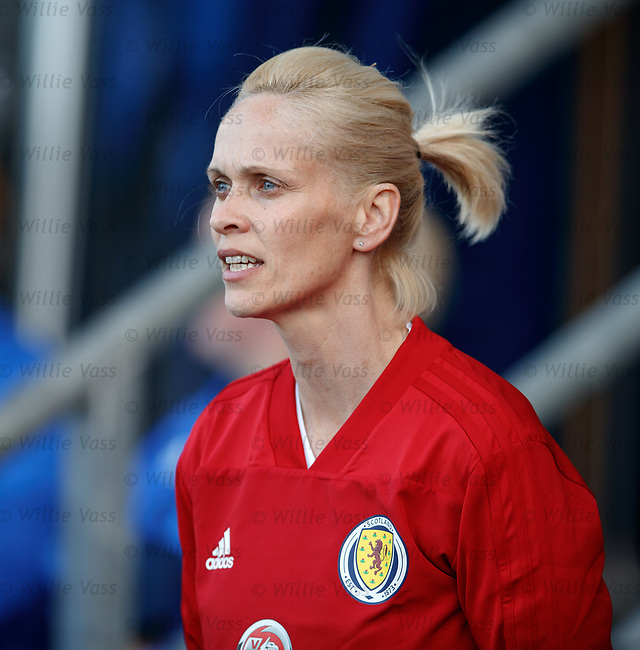 Shelley Kerr, Scotland women