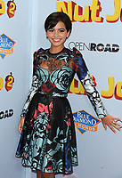 www.acepixs.com<br /> <br /> August 5 2017, LA<br /> <br /> Isabela Moner arriving at the premiere of Open Road Films' 'The Nut Job 2: Nutty by Nature' at the Regal Cinemas L.A. Live on August 5, 2017 in Los Angeles, California<br /> <br /> By Line: Peter West/ACE Pictures<br /> <br /> <br /> ACE Pictures Inc<br /> Tel: 6467670430<br /> Email: info@acepixs.com<br /> www.acepixs.com