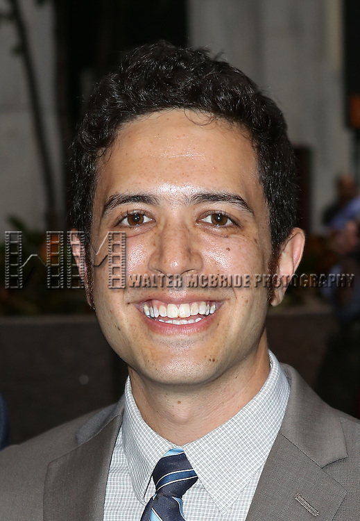 Adam Gwon attend 'The Unavoidable Disappearance Of Tom Durnin' Opening Night at Laura Pels Theatre on June 27, 2013 in New York City.