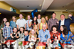 Ernie Lehane, Tralee celebrates his 70th birthday with family and friends at the Brogue Inn on Saturday