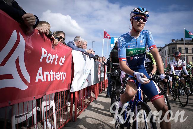 Niki Terpstra (NED/Direct Energie) pre race<br /> <br /> Antwerp Port Epic 2019 <br /> One Day Race: Antwerp > Antwerp 187km<br /> <br /> ©kramon