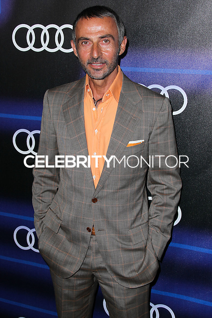 WEST HOLLYWOOD, CA, USA - AUGUST 21: Shaun Toub at the Audi Emmy Week Celebration 2014 held at Cecconi's Restaurant on August 21, 2014 in West Hollywood, California, United States. (Photo by Xavier Collin/Celebrity Monitor)